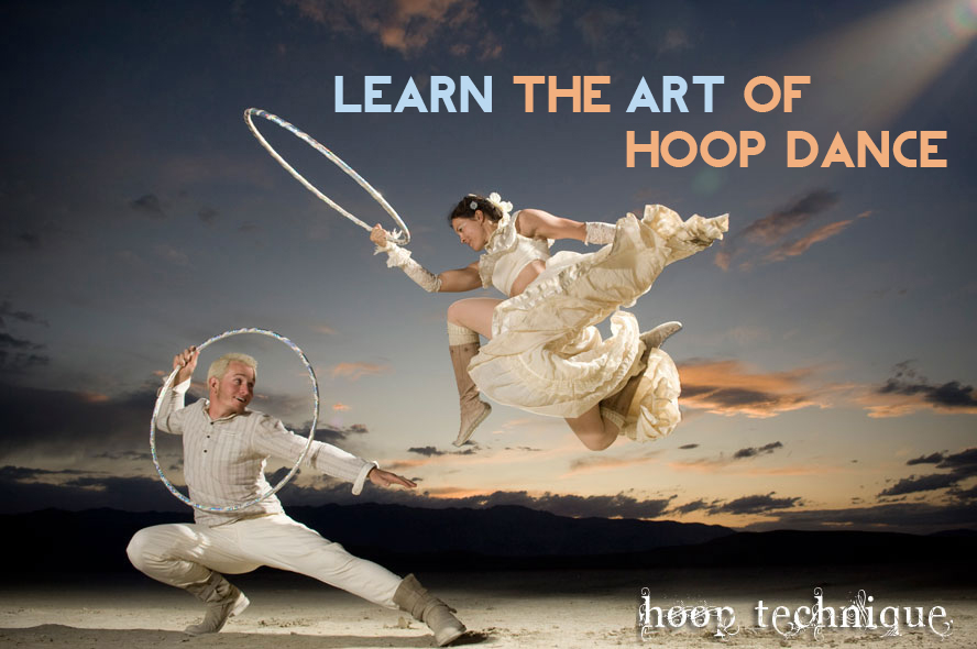 Hoop Technique- Instruction & Inspiration